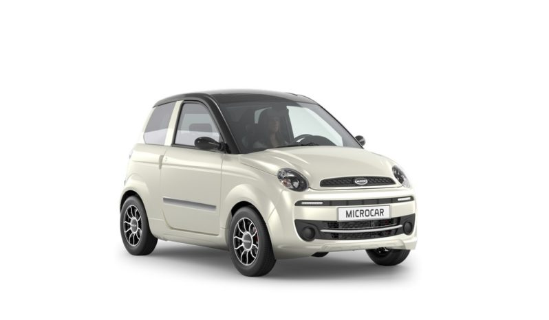 MICROCAR M.G0 4 DYNAMIC PLUS completo