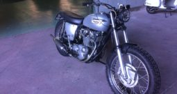 TRIUMPH T150 TRIDENT SPECIAL CAFE'