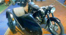 SIMSON 425 S SIDECAR '58