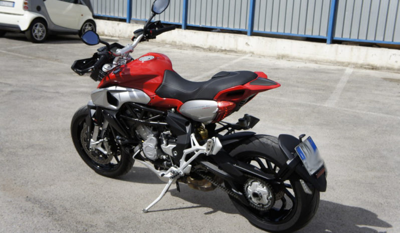 MV AGUSTA STRADALE 800 EAS ABS completo