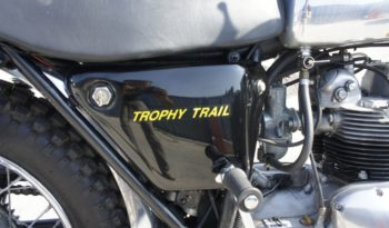 TRIUMPH TR5T Trophy Trail completo