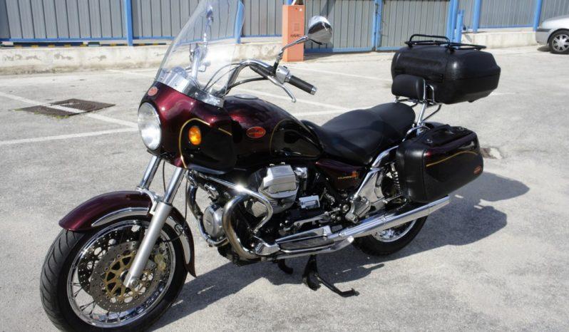 MOTO GUZZI CALIFORNIA EV TOURING completo