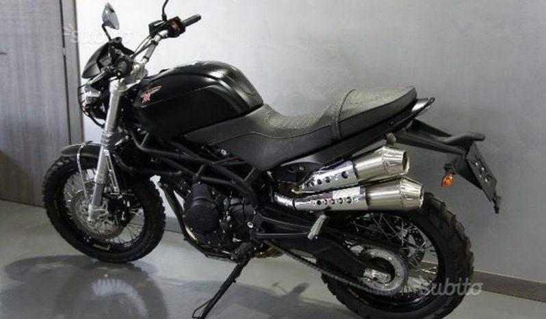 Moto Morini – Scrambler 1200cc – 2018 completo