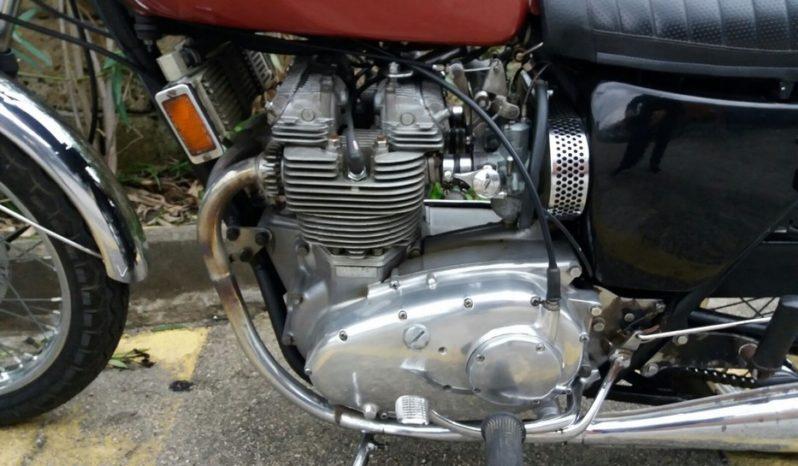 Triumph T150 Trident America completo